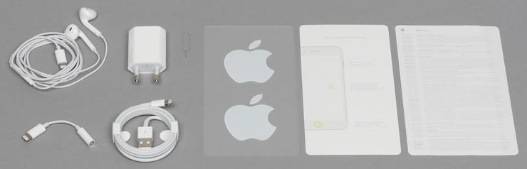 комплектация Iphone 7