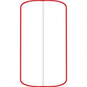 Закругляем углы прямоугольника