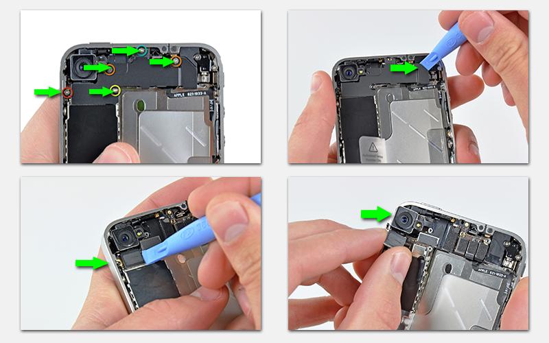 Разобрать айфон 4 своими руками 89