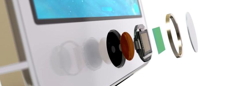 Сенсор Apple TouchID
