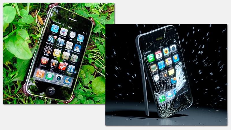 В айфон попала вода перед использованием охладить