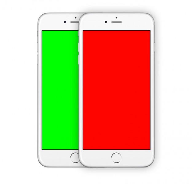 проверка экрана айфона