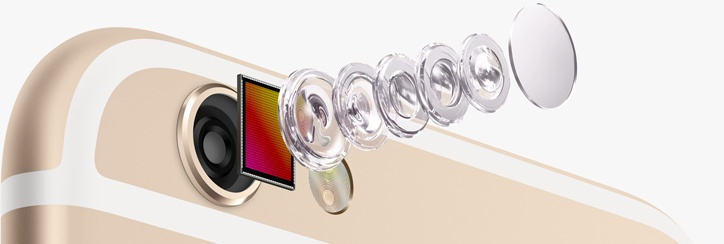 Камера с пятью линзами