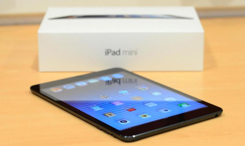 iPad Mini - особенности упаковки