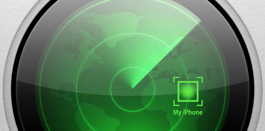 Поиск айфона через iCloud
