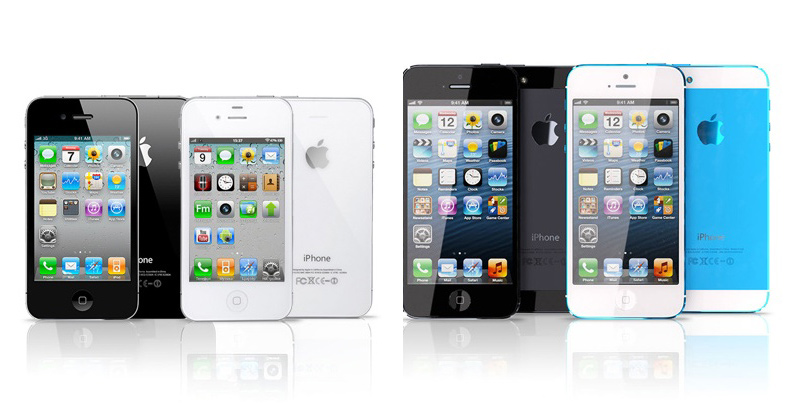 iphone-4-vs-5