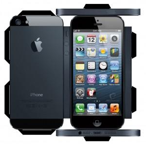 Пятый айфон из бумаги