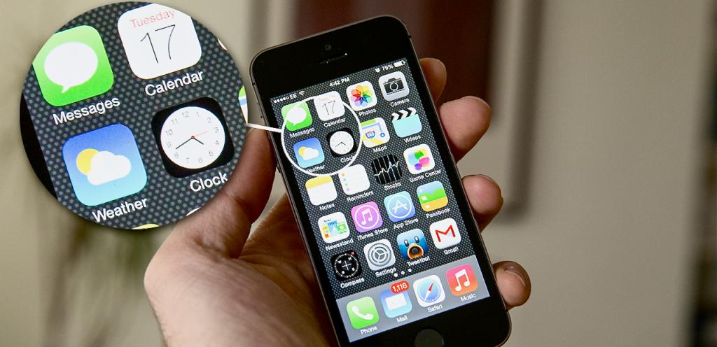 iPhone 5 Обзор