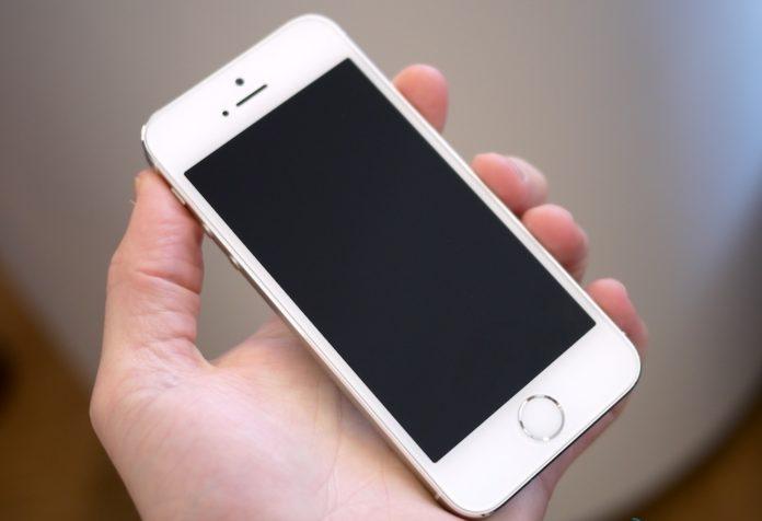 айфон не включается черный экран