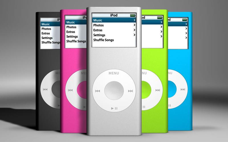 iPod Nano первого поколения
