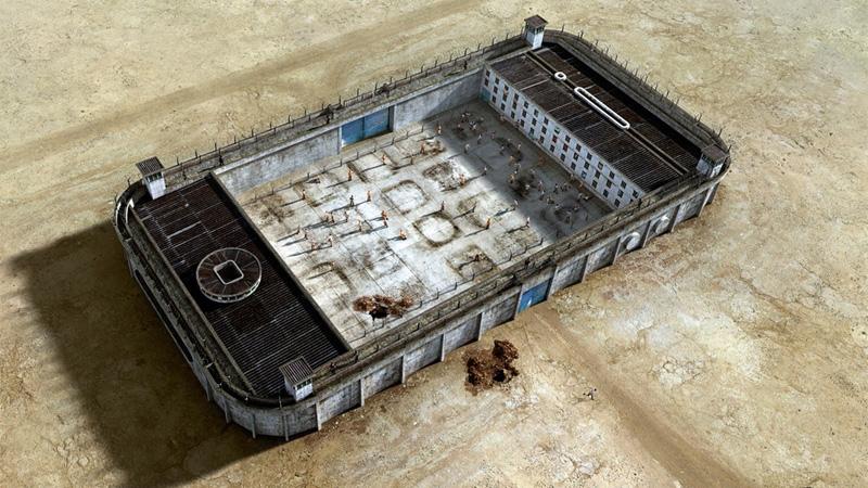 Джелбрейк в переводе означает «Побег из тюрьмы»