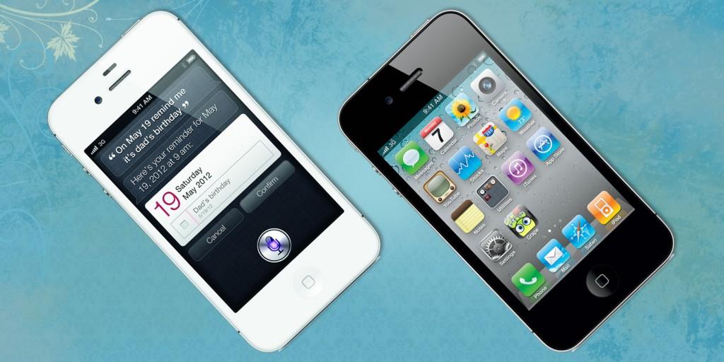 Отличия айфона 4 и 4S