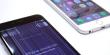 Устранение белых или цветных полос на экране iPhone