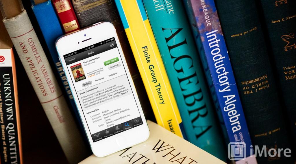 Загрузка книжек на айфон
